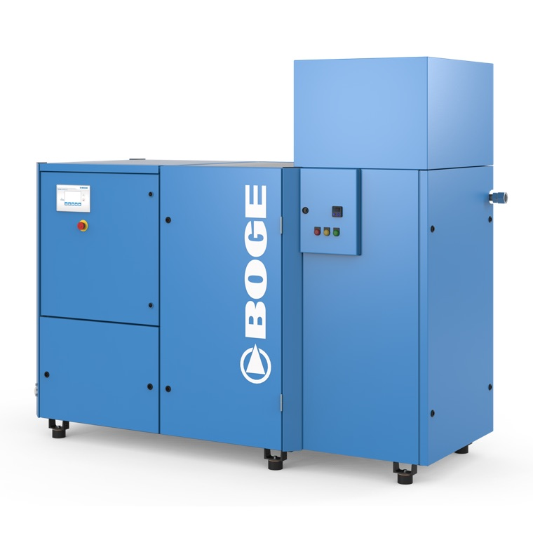 BOGE Bluekat S 40-3 Screw Compressor