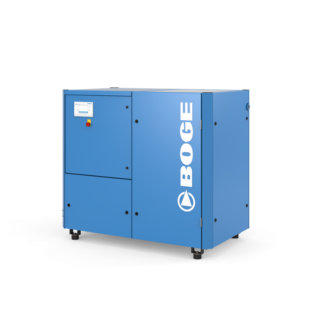 BOGE S-40-3 Screw Compressor