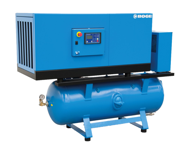 Boge C20LDR Screw Compressor