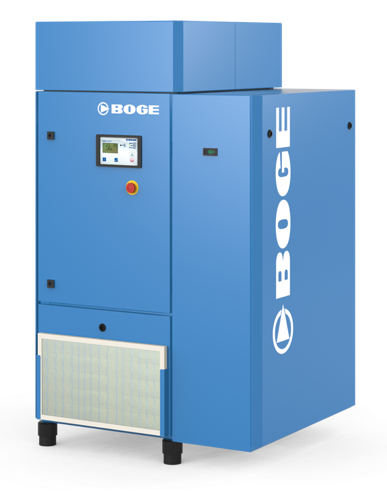 Boge C15D Screw Compressor