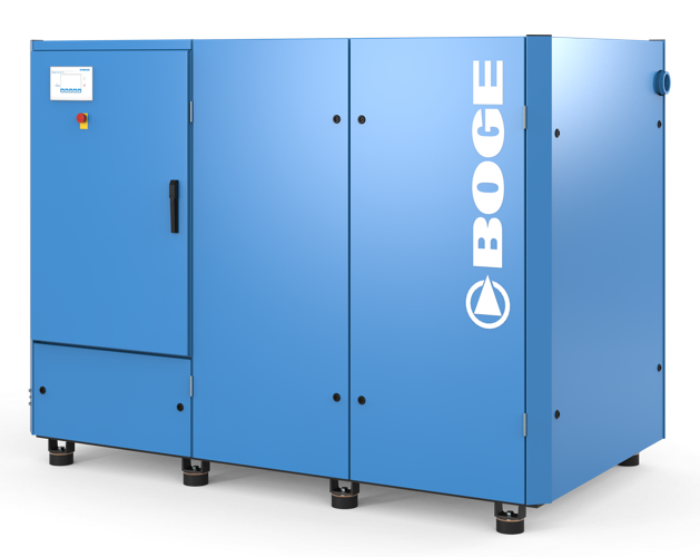 BOGE S101 Rotary Screw Compressor