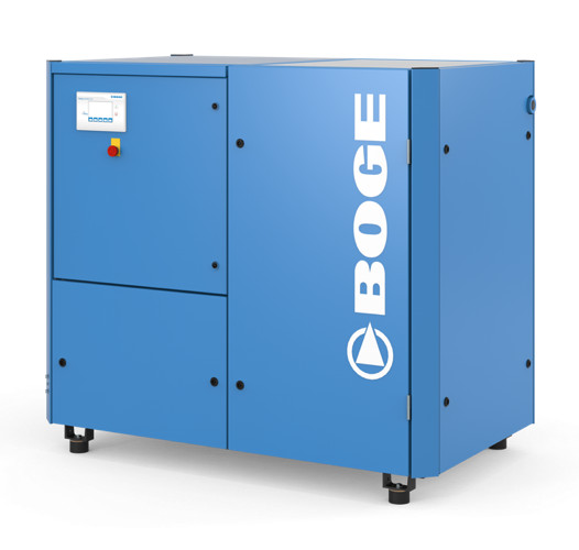 Boge S40-3 Screw Compressor