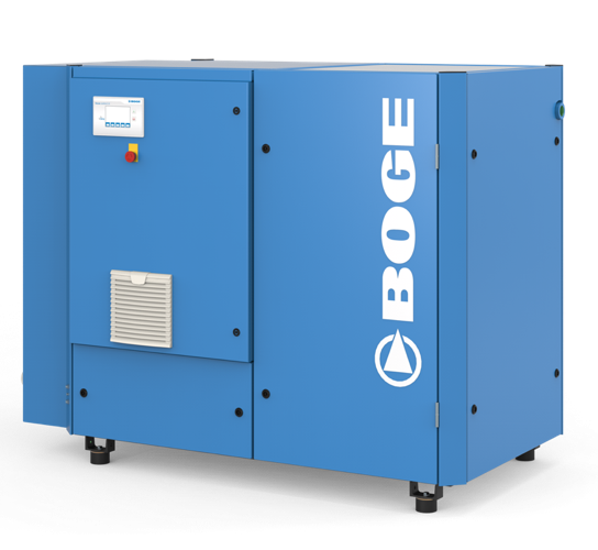 Boge SLF40-3 Screw Compressor