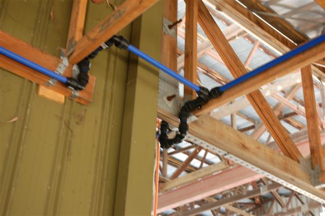 Maxair Air Line Installation Example #3