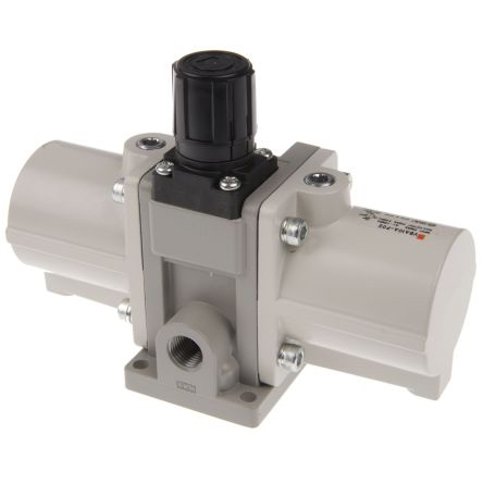 SMC Pneumatic Booster Regulator