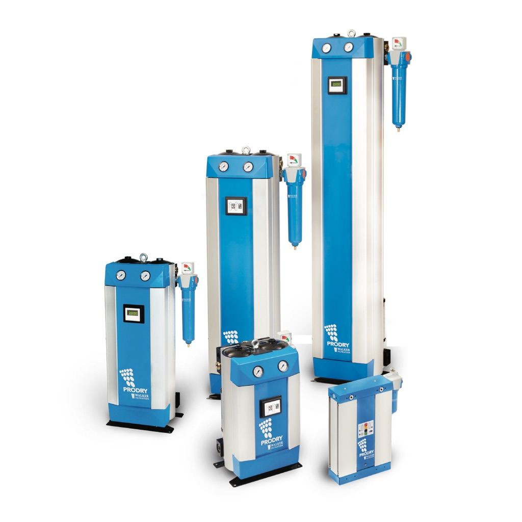Walker Prodry Desiccant Dryers